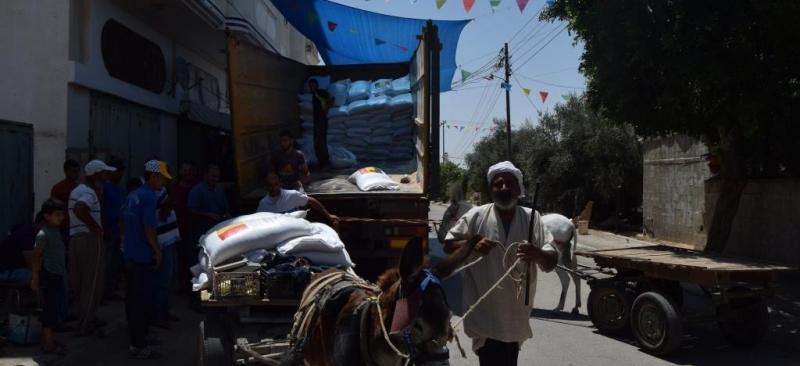 مشروع الاستجابة الطارئة لدعم سبل العيش لصغار المزراعين المتضررين من الحرب في غزة